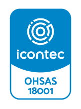 Sello-ICONTEC-OHSAS-18001