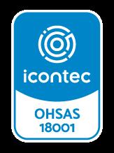 Sello-ICONTEC-OHSAS-18001
